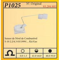 Sensor De Nível Combustível S-10 2.2 03/1999/... Gasolina