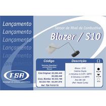 Sensor De Nivel Boia Tanque Blazer S10