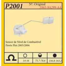 Sensor De Nivel De Combustivel Fiesta Flex 2005/2006