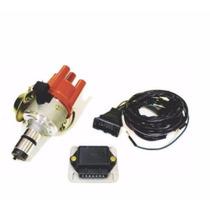 Kit Distribuidor Vw Fusca/ Brasilia/ Kombi Ignição Eletrônic
