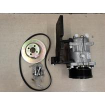 Kit Suporte Compressor Ar Condicionado Ducato 2.3 Instalaçao