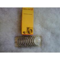 Bronzina De Fixo Mancal 0,25 Motor Ap 1.8 Metal Leve