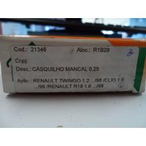 Bronzina De Mancal 0,25 Renault Twingo 1.2 Clio 1.6 R19 1.6