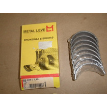 Bronzina Biela Motor Corcel 1 E 2 Metal Leve Bb 223 Me 0,25
