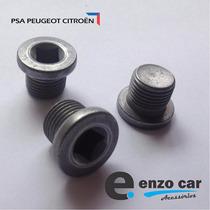 Bujão Parafuso Cárter Óleo Motor Peugeot Citroen. Original