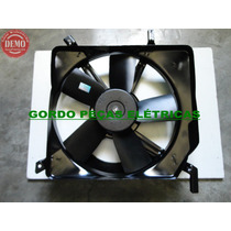 Defletor + Ventoinha+ Hélice Kadett / Monza / Ipanema Com Ar