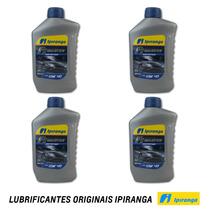 Kit Oleo Para Motor 1.0 10w40-api Sm-api Cf-100% Sintetico