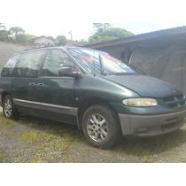 Caixa De Fusíveis P/ Chrysler Caravan 96 97 98 99