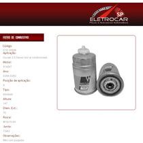 Filtro De Combustível Fiat Ducato 2.5 Diesel Com Ar 94 A 02