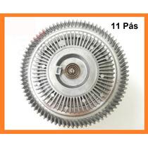 Polia Viscosa L200 Pajero Sport Hpe 2.5 Para Helice 11 Pás