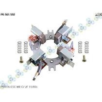 Porta Escova Motor Partida Mwm Td229-6 - Krug
