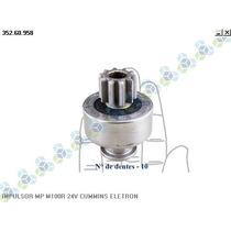 Impulsor Motor De Partida M100r 24v C/ Cummins Eletronico