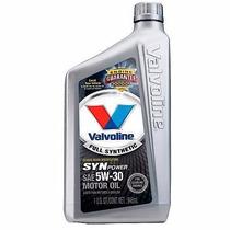 Óleo Lubrificante Valvoline 5w30 Synpower Sintetico