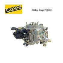 Carburador 3e Opala 4 Cilindros Alcool 176560