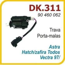 Motor Trava Porta Malas Astra Hatch / Zafira / Vectra 97/...