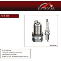 Vela De Ignição Ngk Green Plug Peugeot 206 1.4 8v Flex 06 Em
