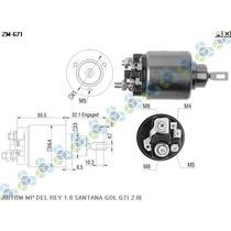 Automatico Motor De Partida Del Rey 1.8 Santana Gol Gti 2.0i
