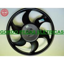 Motor Da Ventoinha + Hélice Gol G2/g3/g4 Saveiro Parati C/ar