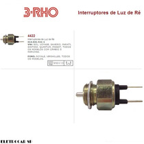 Interruptor De Luz De Ré Vw Volkswagem Gol, Voyage, Saveiro,
