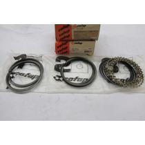 Jogo De Aneis Motor Opala 6 Cilindros 230 250 3 7\8 0,50mm