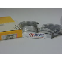 Bronzina De Mancal 025 Opala 4 Cilindros - Metal Leve Bc182