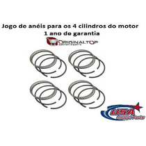 Anel De Segmento Std Opala 2.5 8v 4cc Motor 151 Medida 101