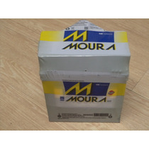 Bateria Moura 40 Ah Original Para Honda Fit E City M40sd