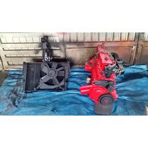 Kit Motor Opala 6cc ,radiador,cambio Revisados.