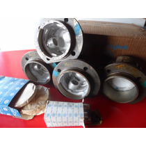Kit Motor (camisa+pistão+anel) Fusca Kombi 1600 Gasolina