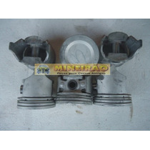 Opala 68 Á 70 - Pistões 0,75 Com Motor 230 6 Cilindros - 485