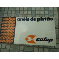 Aneis De Pistões Motor Ford 272/292 Medida 0,30 Marca Cofap