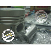 Kit Pistao Mitsubishi Galant 3.0 24v V6 Dohc 91-99 Bl. 6g72
