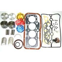 Kit Retifica Motor Daihatsu Charade 1.5 + Bomba Oleo