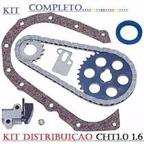Kit Corrente Cht Distribuiçao Cht Gol Escort Delrey Corcel