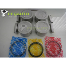 Pistão Com Anéis Peugeot 306 E 405 1.8 8v Peçauto