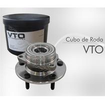 Cubo Roda Dianteiro + Rolamento Dodge Ram 1500 4x4 1994/1999