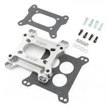 Flange Adapatadora Para Quadrijet Maverick Dodge Holley
