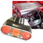 Scoop Em Alumínio Com 3 Borboletas Modelo Pequeno!!