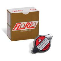 Tampa De Radiador Civic / Fit - Florio F86