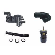 Cavalete Distribuição De Agua Gol G5 / Fox + Tubo E Valvula