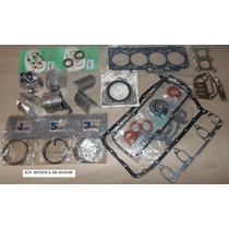 Kit Retifica Do Motor Ford Fiesta 1.6 8v 00/ Zetec Rocan Hcs