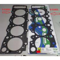 Junta Metalica P/ Cabeçote Caminhão Gmc 7.110 4.3 8v. 98/