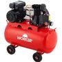 Compressor De Arprofi. 50 Litros - 1hp 36 L/m- 8 Bar - 220v