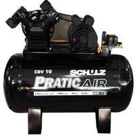 Compressor De Ar Schulz Csv 10/100 Pratic - Monofasico