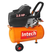 Compressor Pintura 115 Libr Profissional 25 L+kit 5 Peça 110