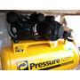 Compressor De 10 Pés / 100 Litros /140 Libras 2 Hp Monofásic