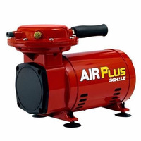 Compressor Ar Direto Air Plus C/ Kit Pintura - Shulz