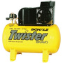 Compressor Ar Csl 10/100 Litros Amarelo Schulz