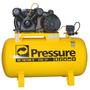 Compressor De Ar 100 Litros 10 Pés Pressure Se10/100v