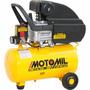 Motocompressor Cmi-7,6/24l Motomil 127v/220v